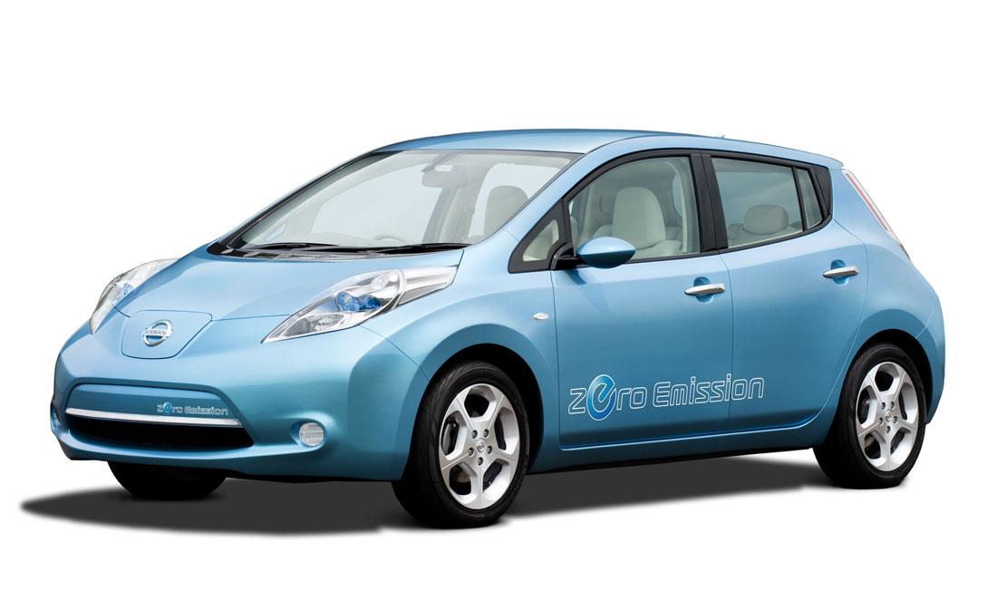 Nissan Leaf Bsm E V