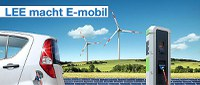 LEE NRW beginnt Kampagne für Elektromobilität