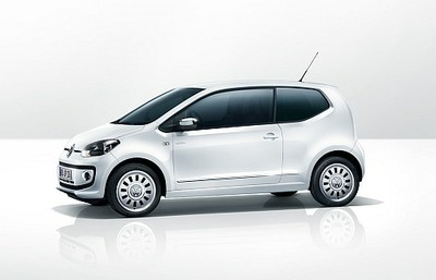 VW Eco Up! ist VCD-Sieger 2012