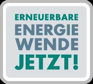 """BSM unterstützt """"Erneuerbare Energiewende - JETZT!"""""""