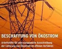 "UBA-Leitfaden definiert ""Ökostrom"""