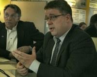 BEE-Sitzung mit Matthias Samson