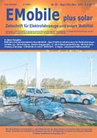EMobile plus solar - Nr. 83 ausgeliefert