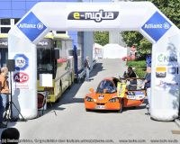 Erfolg bei der e-miglia 2011
